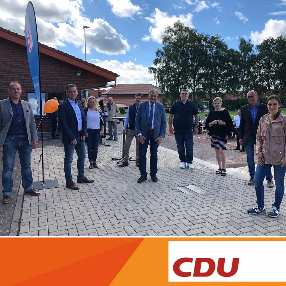 Mitglieder der CDU aus Willebadessen und Lichtenau